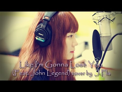 Meghan Trainor - Like I'm Gonna Lose You ft. John Legend ( cover by J.Fla )