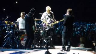 U2 The Little Things That Give You Away, Paris 2017-07-25 - U2gigs.com