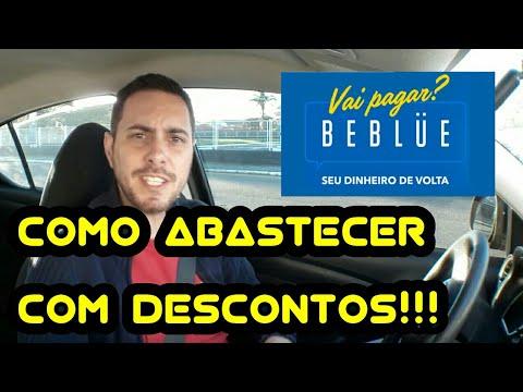 ca6909a2ceef6 BeBlue Abasteça com 20% de Desconto Uber 99 Pop Cabify - YouTube