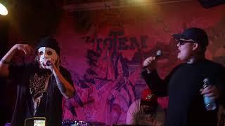 MKDMSK ft Sairas T: Tyylit (live at Totem, LPR 7.4.2017)