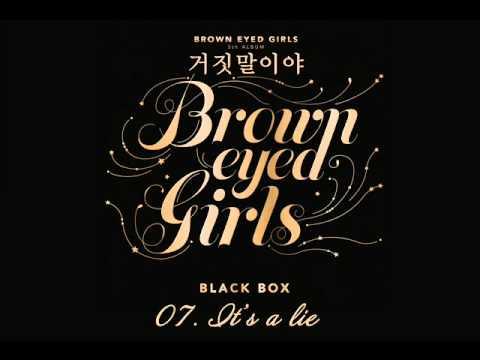 Brown Eyed Girls - Black Box [Full Album]