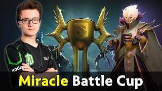 Miracle on Kiev Major Battle Cup — NotLikeThis