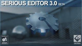 Serious Editor 3.0 Уроки по созданию\редактированию уровней №1