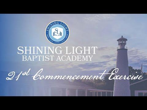 Shining Light Baptist Academy Commencement