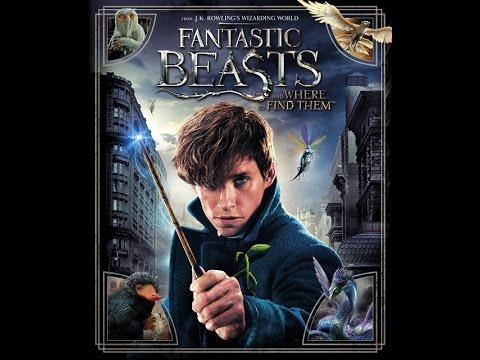 เต็มเรื่อง Fantastic Beast and Where to Find Them สัตว์มหัศจรรย์และถิ่นที่อยู่ พากย์ไทย มาสเตอร์ HD