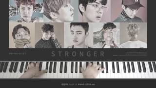 [COVER ] EXO - STRONGER PIANO COVER