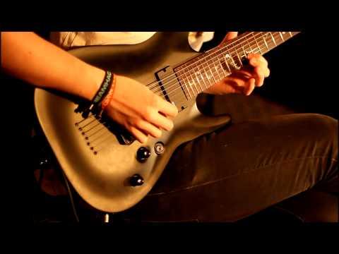 The Diary of Jane  Breaking Benjamin Guitar   Dennis Martensson