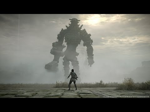What Made Shadow of the Colossus One Hell of a Game?