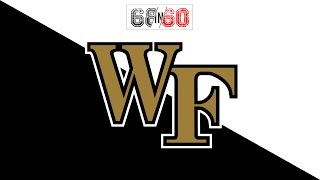 Wake Forest Demon Deacons NCAA Tournament Prediction | CampusInsiders