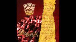 Mississippi Mass Choir - God