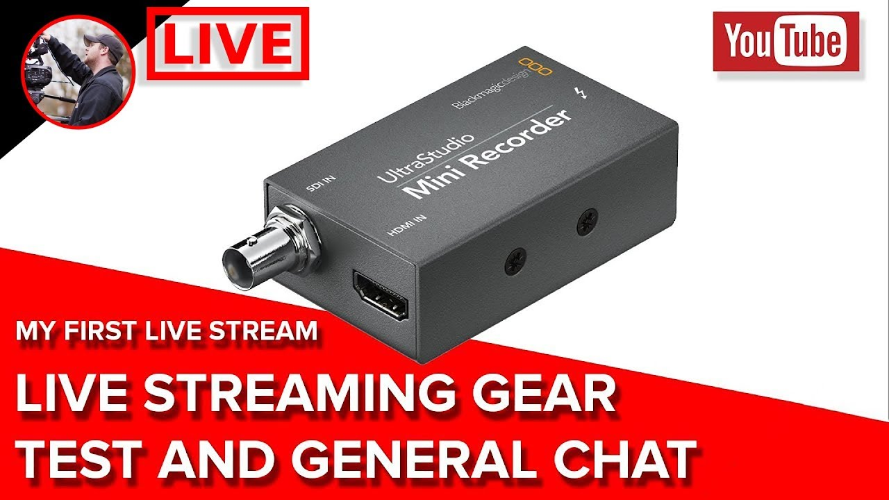 Testing My New Live Stream Setup And General Chat Youtube