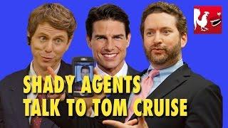 Shady Agents Talk to Tom Cruise - RT Shorts 4K