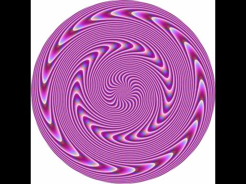 illusions optical things effetti ottici eyes trick differently divertenti