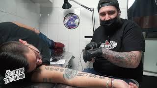 Cubrira tatuaje piel
