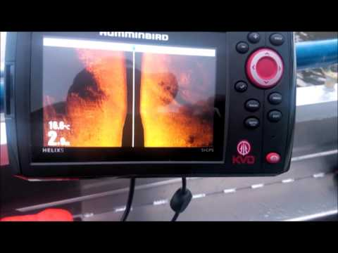 humminbird helix 5 si/di/sonar/gps combo - youtube, Fish Finder