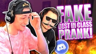 CALLING FANS UNDERCOVER...THEN COMMENTING ON THEIR CHANNEL! *HILARIOUS REACTIONS* | Best In Class thumbnail
