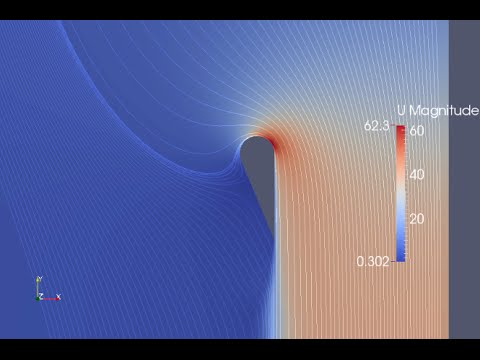 Ducted Fan Simulation in OpenFOAM