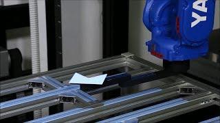 Automatische 3D-Kalibrierung auf Knopfdruck