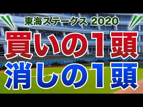 東海ステークス2020 【買いの1頭/消しの1頭】公開!