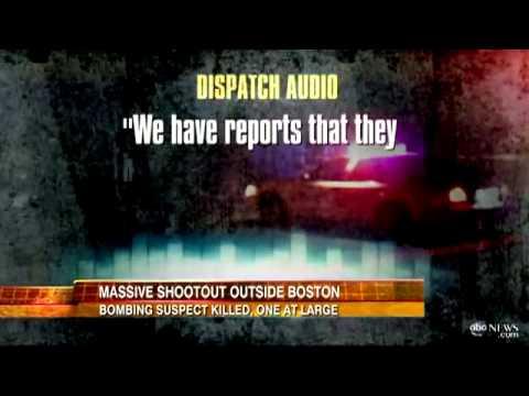 April 21 2014 Breaking News 250+ state&federal agencies National Guard monitor Marathon