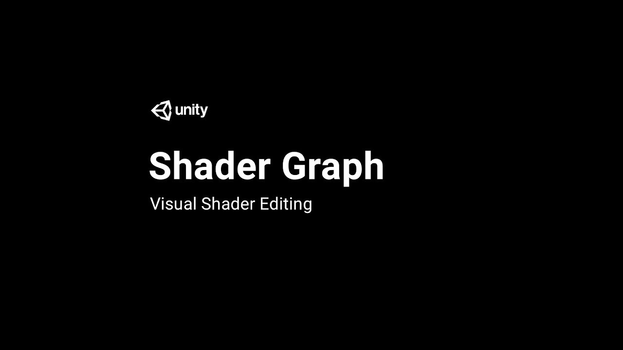 Shader Graph Tutorial - Creating a Colored Glow Shader [4/8] Live 2018/3/07