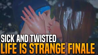 SICK AND TWISTED Life is Strange FINALE - FULL Ep. 5 - Polarized