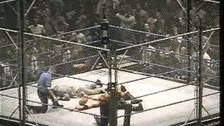 Undertaker vs. Brock Lesnar-WWE Title (Steel Cage)Pt.2
