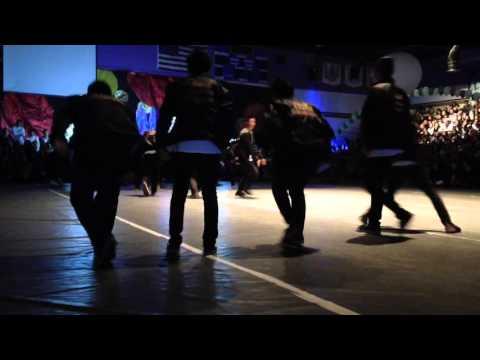 12.11.15 Winter Rally // DBHS AM x Dance Company