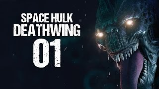 Space Hulk: Deathwing Gameplay - Part 1 (CAMPAIGN - Let's Play Space Hulk Walkthrough)
