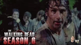 The Walking Dead Season 6 Episode 9 - New Promo Trailer - Review