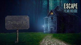 Escape-fear house #3/ Прохождение