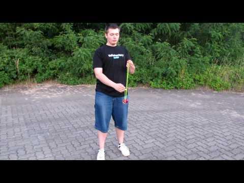Yo-Shop.de YoYo Tricks: Der Bind - Wie Man Das Yo-Yo Zur Hand Zurückholt