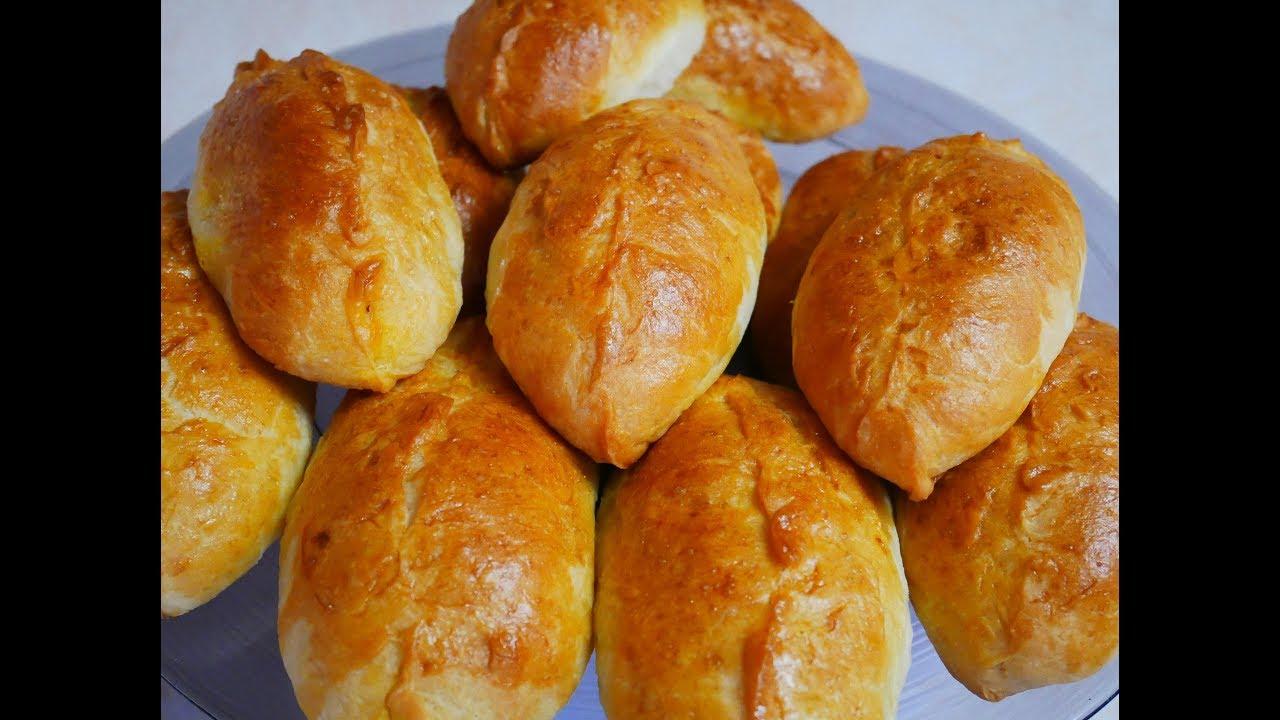 Пирожки в духовке из кефира