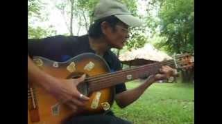 Hoa tím ngày xưa - Guitar