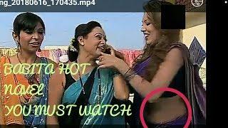 Babita hot NAVEL and waist(kamar) you must watch
