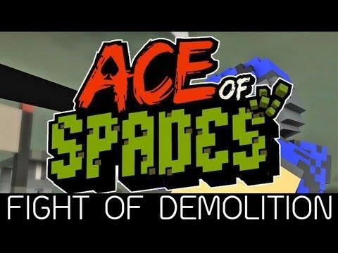 【Ace of Spades】 - กิจกรรมแจกเกมส์! & Demolition!