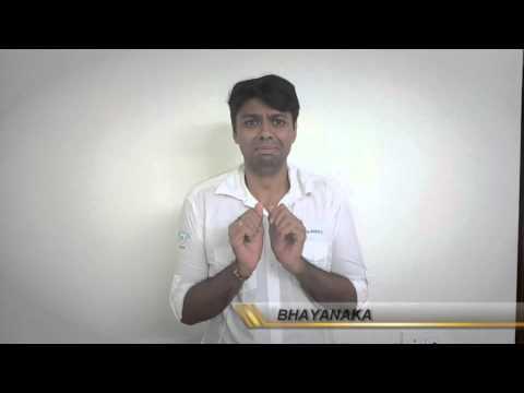 9 Rasas by Devendra Bhadra / Bhanu Dev Academy