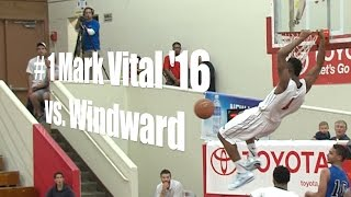 # 1 Mark Vital '16, vs. Windward, 12/26/14
