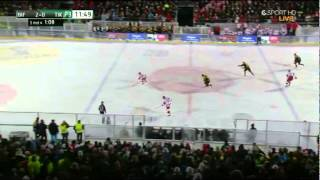Brynäs vs Timrå - Open Air Elitserien Game