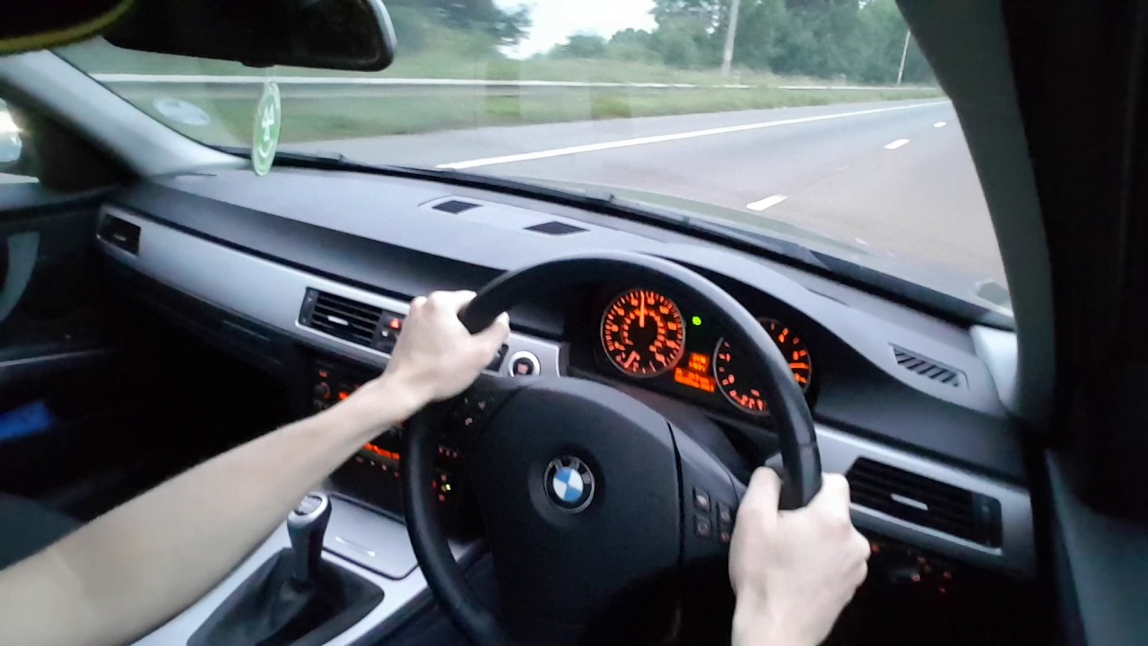 Bmw e90 whining noise accelerating