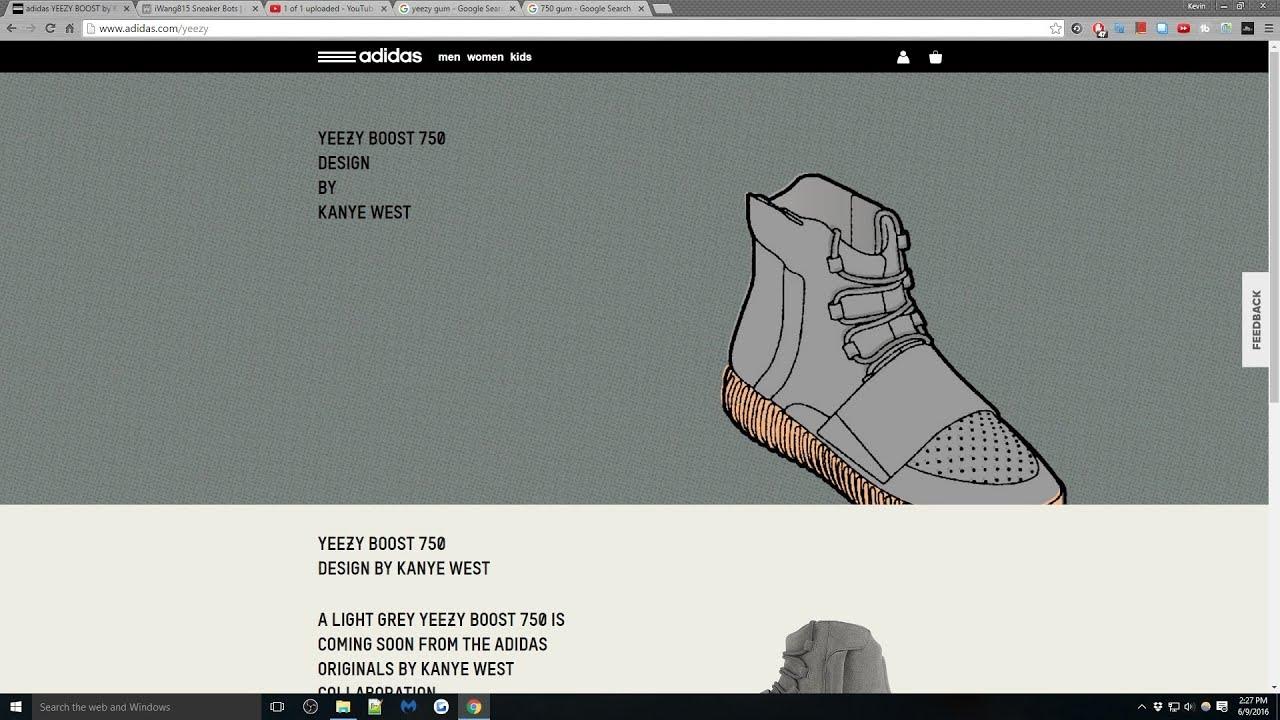 adidas yeezy boost low adidas yeezy 750 gum