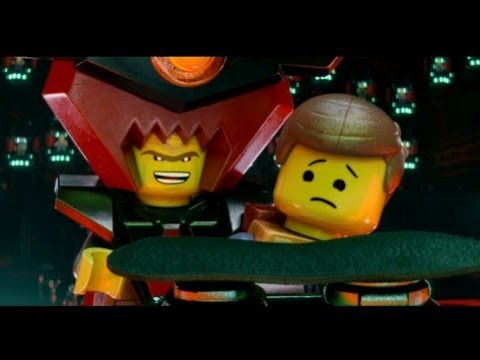 The LEGO Movie Videogame Walkthrough Part 14 - Put the Thing on the Thing