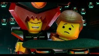 Repeat youtube video The LEGO Movie Videogame Walkthrough Part 14 - Put the Thing on the Thing