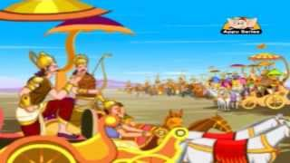 The Bhagavad Gita - Kids Animation Cartoon Movie - Literature