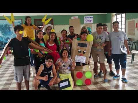 II Encuentro Nacional de la Partnerschaft Juventud 2018