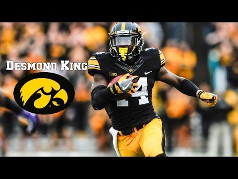 Desmond King || The Island Of Kings|| NFL Draft Class 2017