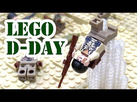 LEGO WWII Operation Overlord (D-Day)   BrickFair Virginia 2018