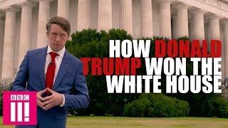 How Donald Trump Won The White House: Jonathan Pie's American Pie
