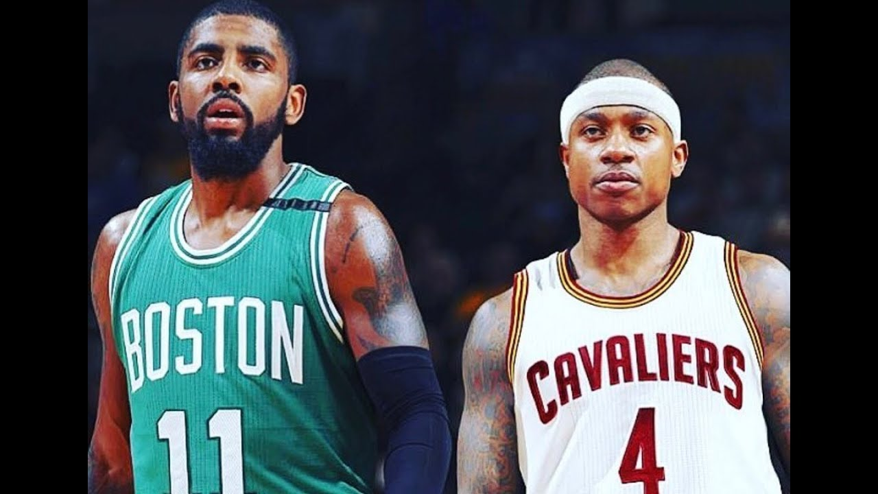 49cade107395 Who Won The Trade  Kyrie Irving Goes To Boston