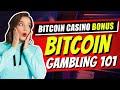 Bitcoin Casino Bonus 🎲 How to Claim It & Play It?